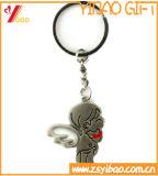 Cadeau mignon de souvenir de logo de Customed de trousseau de clés (YB-HD-185)