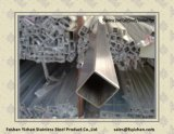 Труба квадратной нержавеющей стали 201 декоративная стальная