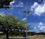 太陽風のハイブリッド街路照明システム400W