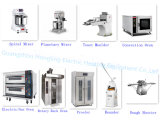 Energieeinsparung 1 Tellersegment-geläufiger elektrischer Ofen der Plattform-3 für Backen