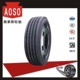 diseño desgastado Anti-Excéntrico de 12r22.5 Aulice para el neumático del vacío de la rueda TBR del buey