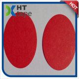 Afplakband het Op hoge temperatuur van de rode Kleur voor het Schilderen