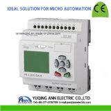 LCD를 가진 Pr 12DC Da R, 케이블 풀그릴 논리 관제사 없는, 지능적인 릴레이, 마이크로 PLC 관제사, 세륨