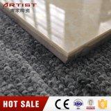 Tegel van Pulati van de Kleur van de Ceramiektegels van de Vloer van de Tegels van het Porselein van de Ceramiektegels van de vloer de Opgepoetste Beige