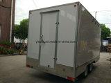 L'alimento mobile del rimorchio del carrello dell'alimento del carrello commerciale dell'alimento trasporta Ys-Fb390c su autocarro