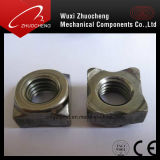 DIN928304 316 carré en acier inoxydable un écrou à souder