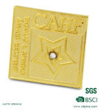 모조 다이아몬드를 가진 형식 Apple 심혼 모양 Pin 기장