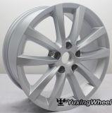 17-дюймовые легкосплавные колесные диски Silvery для автомобиля