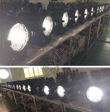 luz do diodo emissor de luz Fresnel da iluminação do estúdio 200W