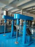 Диссольвер Disperser машины заслонки смешения воздушных потоков для краски производства чернил