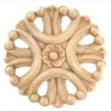 Древесина высекая отливать в форму для декора мебели