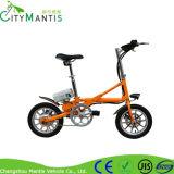 Une seconde bicyclette se pliante Yztd-7-14 de 14 pouces