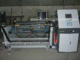 Máquina que raja automática horizontal con solo Rewinder para el papel