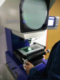 Projecteur de profil d'instrument de mesure d'extrusion en aluminium pour vente