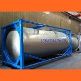 20FT ISO-Edelstahl-Behälter-Tanker
