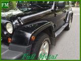 2/4 du Conseil de l'exécution de la barre latérale de porte pour Jeep Wrangler Accessoires