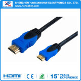 HDMI Gold-Plated HDMI 1.4V 1080P에 가장 싼 소형 HDMI