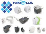 Câble USB Chargeur mural CE Approbation UK Plug