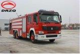 de Vrachtwagen Euro3 van de Brand van het Water 15ton HOWO