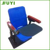 BLM-4151 Aluminio pata del asiento de plástico Espectador de estar