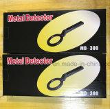 MD300アルミニウム金属探知器の携帯用金属探知器