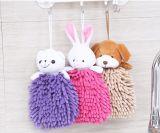 다채로운 동물성 수건 손 건조한 수건 사랑스러운 수건 세수 수건 귀여운 동물성 손타월