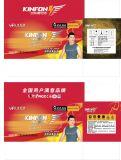 6-Visor Evf-58 (12V58AH) Dongjin Impressão de seda e seladas VRLA-Bike Bateria