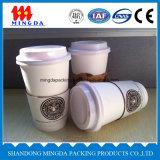 Taza de papel disponible, taza de café de papel