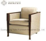 Cadeira de madeira da sala de estar da sala de visitas do hotel por Fabricante
