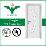 Porte de salle de bains de PVC de toilette fabriquée en Chine