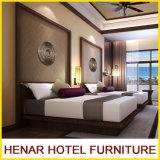 환대 나무로 되는 파이브 스타 침실 가구 /Resort 호텔 가구 세트