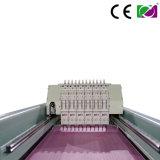 Máquina de bordado automática horizontal para la venta