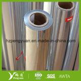 Met een laag bedekte PE van Alu van de Isolatie van de aluminiumfolie Folie/PE van Alu van het Huisdier Film