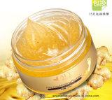 Gingembre crème Exfoliating de pied d'Afy Jiang Wang blanchissant le masque de pied de massage