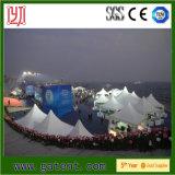 Роскошный напольный шатер Pagoda Gazebo PVC шатёр с вспомогательным оборудованием