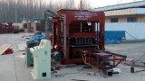 Grosse hydraulische konkrete Vollziegel-Maschinen-/Farben-Straßenbetoniermaschine-Ziegelstein-Maschine der Größen-Qt10-15