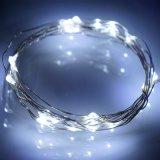 3AA la stringa stellata a pile del collegare di rame LED illumina il natale che Wedding la decorazione dell'interno