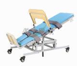 手動医学の傾くベッド