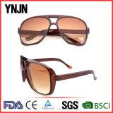 Солнечные очки человека большой рамки Ynjn сверхразмерные