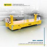 Die hohe Leistungsfähigkeit, die den schweren Plattform-Schlussteil transportiert, sterben handhabendes Fahrzeug