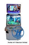 Macchina a gettoni combattente del gioco della galleria di divertimento video (ZJ-AR-ST15)