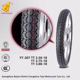 Neumático 3-17 3-18 del neumático de la motocicleta