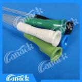 Catéter de PVC Nelaton desechable para adultos