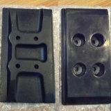 아스팔트 포장 기계 S1800-2를 위한 고무 패드 (유형 300T사슬 에)