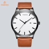 Nueva moda de la banda de acero reloj de cuarzo Relojes Hombre Relojes 72771 de promoción de lujo