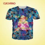 Impression sérigraphique de haute qualité T-shirts personnalisés