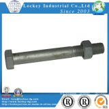 Hex Kopf-Schraube der legierter Stahl-Kategorien-10.9 für Maschine