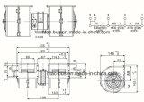 La alta calidad Spal 009 A40 Vll22 Auto Motor del ventilador del evaporador