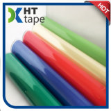 Color Pet Film Coated Silicone Adhesive Polyester High Temperature Tape