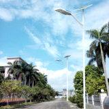 Hoge LEIDENE van de Macht ZonneStraat voor het Project van de Overheid